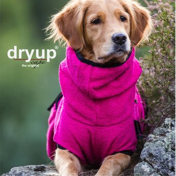 Fit4dogs Dryup Cape - PINK