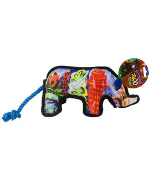 Urban Zoo Super Tough Rope Rhino