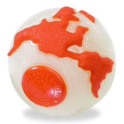Planet Dog Planet Dog Orbee-Tuff Ball - Glow