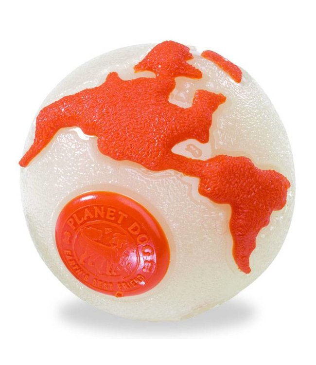 Planet Dog Planet Dog Orbee-Tuff Ball - Glow