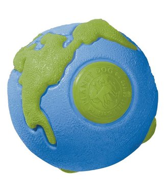 Planet Dog Planet Dog Orbee-Tuff Ball - Blue