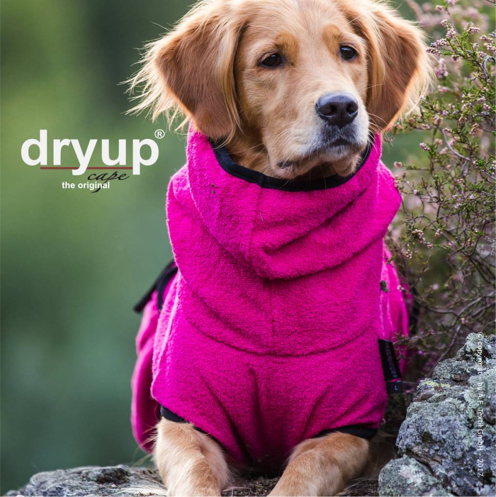 Das Dryup Cape von Actionfactory!