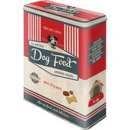"""Pfotenschild Pfotenschild XL Dose """"Dog Food"""""""