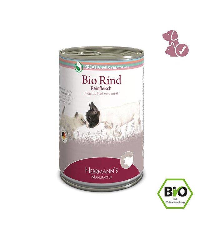 Herrmann´s Manufaktur Bio Rind - Reinfleisch - Herrmann´s