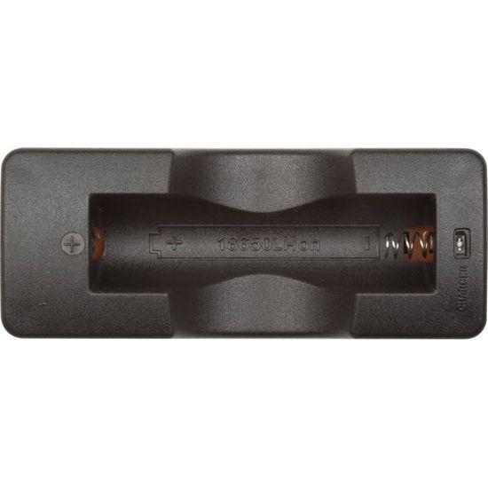 Homeij Xtrail - LED Zaklamp Oplaadbaar - Aluminium - Zwart
