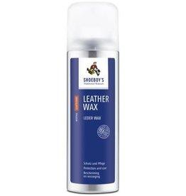 Shoeboy's leather wax