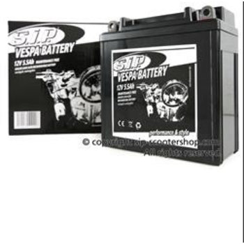 Scooter Specialist N.I. Battery 12v 5.5Ah (PX80-200E/T5)