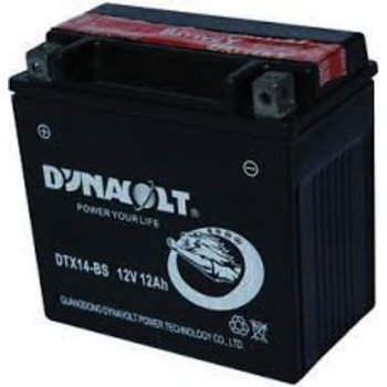 Scooter Specialist N.I. Battery DTX14-BS