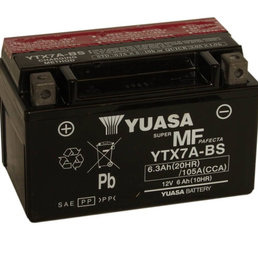 Scooter Specialist N.I. Battery YTX7A-BS Gell Battery (AJS Sorvio/Modena etc)