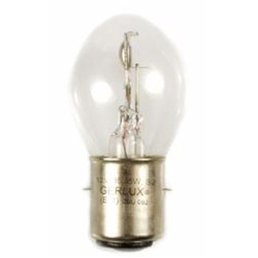 Scooter Specialist N.I. Bulb Headlight (BA20d) 12V 35/35W Clear       BIN 279