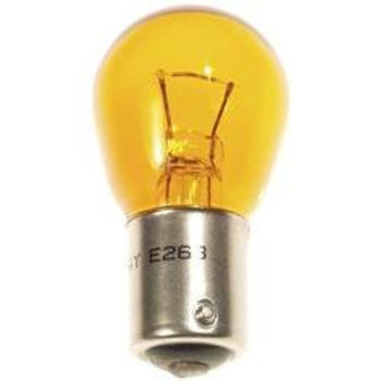 Scooter Specialist N.I. Bulb Indicator-Parallel Pins 12V 21W-Amber,    BIN 273