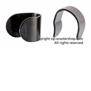Scooter Specialist N.I. Clamp for Legshield rubber (PAIR)