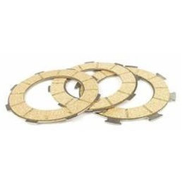 Scooter Specialist N.I. Clutch plate set 3 cork plates  (P200E/T5)