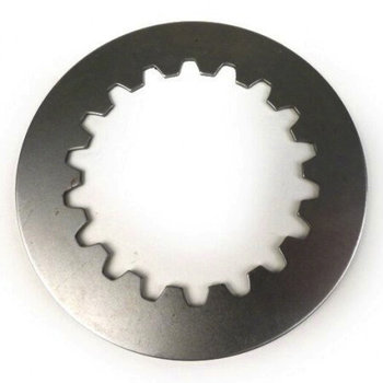 Scooter Specialist N.I. Clutch Steel Plate, Cosa Clutch 0 108mm, 18 teeth, 1,5mm 3rd/4th Steel