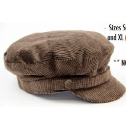 Madcap England Cord Beatle Hat