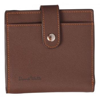 David Watts David Watts Brown leather wallet