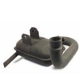 Exhaust for Vespa PX 125E *Genuine Piaggio Part*