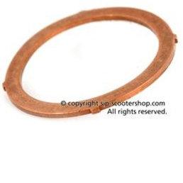 Exhaust Outlet Gasket, copper GTS     Bin 323
