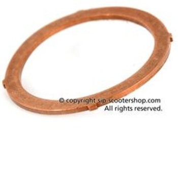 Exhaust Outlet Gasket, copper GTS     Bin 323
