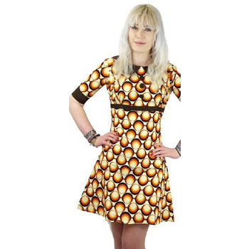 Madcap England Madcap England Freak Out Retro Dress