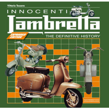 Innocenti Lambretta - The definitive history