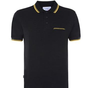 Lambretta Heritage Tipped Polo Shirt