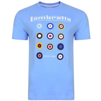 Lambretta small targets t-shirt