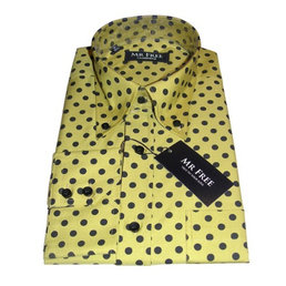 Mr Free Polka Dot shirt