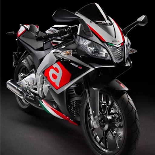 RS REPLICA 50cc APRILIA Motorcycle from Scooter Specialist N.I. ...