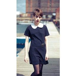 Pop Boutique Textured swing dress
