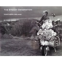 Scooter Specialist N.I. The Steady Generation, Northern Ireland picture book