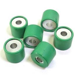 Scooter Specialist N.I. Variator Rollers 19 x 17mm 7.3g              Bin 410