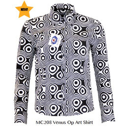 Madcap England Venus Op Art ShirtVenus Op Art Shirt