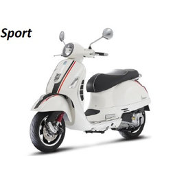 Vespa Vespa GTS sports graphic kit