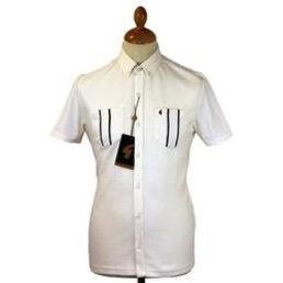 Gabicci Vintage Pique Polo Shirt