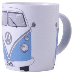 VW BUTA02 Blue VW Camper Van Coffee Mug