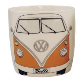 VW BUTA08 Yellow VW Camper Van Coffee Mug
