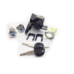 AJS Complete lock & key set (modena).    BIN 430