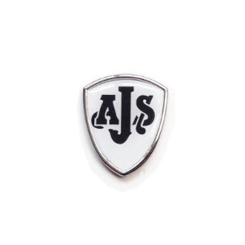 AJS AJS front panel badge (stick on)
