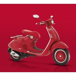 Vespa 946 125cc E4 Red  scooter