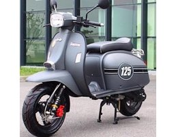 Scomadi TL 125cc Air Cooled