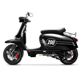 Scomadi TL 200cc Water Cooled