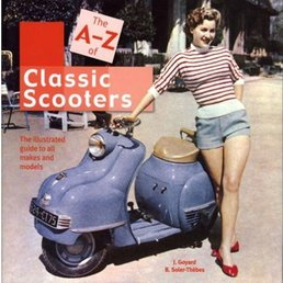 Scooter Specialist N.I. The A-Z of Classic Scooters