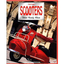 Scooter Specialist N.I. Motor Scooters Colour Family Album