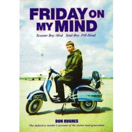 Scooter Specialist N.I. Friday on my Mind by Don Hughes