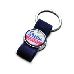Vespa Servizio key ring