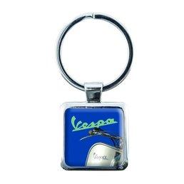 Vespa Vespa Keyring blue