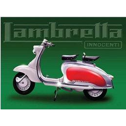 Scooter Specialist N.I. Lambretta Green magnet