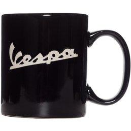 Vespa VPCE24 Black Coffee Mug