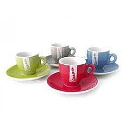 Vespa Espresso Cup Set (stripe 4)